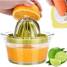 Anti-dérapant Presse-Agrumes Luxe Manuel Orange Presse Fruit Agrumes Jus Outil