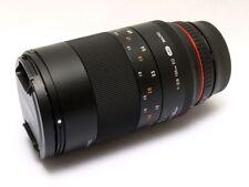 Samyang 100mm F2.8 ED UMC Macro - Nikon