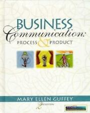 Business Communication : Process and Product by Mary El~2nd Edition