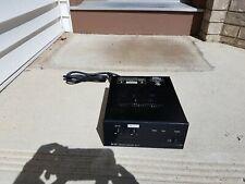 TOA BG-115 Integrated Mixer Power Amplifier 15 Watt Three Channel Tested Working
