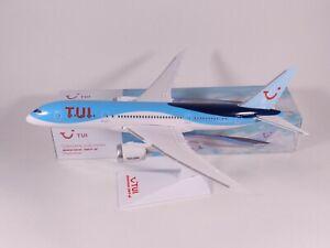 TUI AIRWAYS (Thomson) Boeing 787-8 Dreamliner Model 1:250 Scale Premier Planes