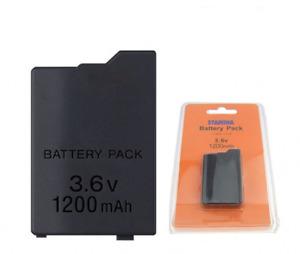 OEM Battery for PSP3000 Battery for PSP2000 Battery for PSP1200mAh