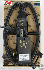 """New NEL SHARPSHOOTER (SNIPER) 9.5""""х5.5"""" DD coil for Minelab Sovereign/Excalibur"""