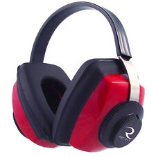 Radians Competitor - Earmuff Red