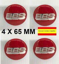 BBS 70mm Stile Nero//Oro Rosa sulle rotaie alliange décalque mærkat abziehbild LOGO