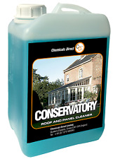 Conservatory UPVC PVCu Roof and Panel Cleaner Chemicals Direct 1 x 3 Ltr