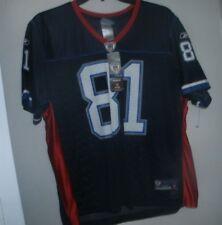 OFFICIAL NFL TEAM APPAREL WOMEN S BUFFALO BILLS  81 OWENS JERSEY X-LARGE a89fb390f