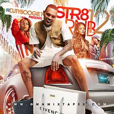 DJ TY BOOGIE - STR8 RNB 12 (MIX CD) R&B AND BLENDS