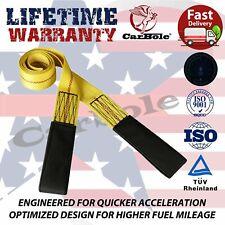 New 6 Foot X 2 Inch 02612 Lift Sling Flat Loop Tow Strap Web 9000lbs Breaking Us