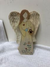 Pavilion Gift Co Angel Statue Figurine Bless This Home Angel #78050