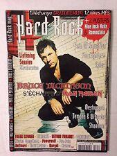 HARD ROCK MAGAZINE N°8 2005 BRUCE DICKINSON - IRON MAIDEN