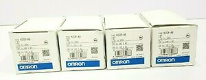 OMRON H3CR-A8 100-240VAC/100-125VDC TIMER / PACK OF 4