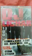 DJ lichar mixtape cassette album rare nas blackmoon redman