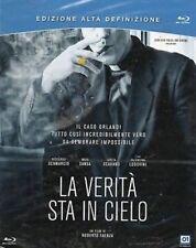 Blu Ray La Verita' Sta In Cielo - (Slipcase) ***ROBERTO FAENZA*** ....NUOVO
