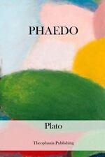 Phaedo by Plato (2012, Paperback)