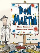 MAD's Greatest Artists: Don Martin: Three Decades of His Greatest Works, Very Go