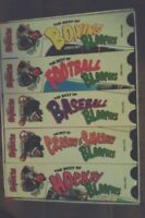 Wild World Sports Supermania Ultimate Bloopermania 10 Video VHS Collection 1996
