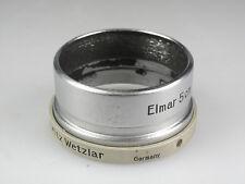 Leitz Leica 12510 FISON Gegenlichtblende für Elmar 5 cm 50 mm rare 81291