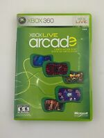 Xbox Live Arcade - Xbox 360 Game - Tested
