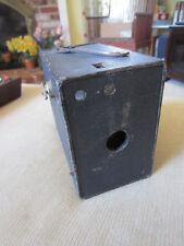 ANTIQUE BOX CAMERA ANSCO THE ARROW Old Antique Box Camera w Leather Handle