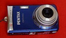 Pentax Optio M60 10.0MP, rotazione immagine digitale, stampa diretta Fotocamera Digitale Blu