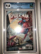 Peter Parker: The Spectacular Spiderman Annual #1 variant CGC 9.8 Mike Allred