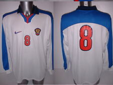 Russia Adult Xl Match Shirt Jersey Player Issue Soccer Trikot Nike 8 L/S Ussr