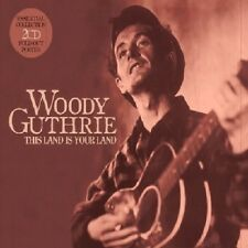 Woody Guthrie - This Land Is Your Land [New CD] UK - Import