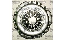 VALEO Kit de embrague 242mm RENAULT TRAFIC MASTER OPEL VIVARO NISSAN 826374