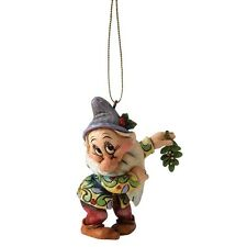 Disney Showcase Jim Shore Bashful Hanging Figurine Ornament