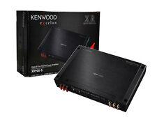 Kenwood Excelon XR-9005 5 Channel Car Amplifier 600w Amp XR9005 XR9005B