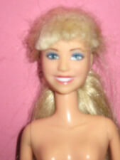 HANNAH MONTANA-MILEY CYRUS DOLL-NUDE FOR OOAK-SWIVEL ELBOWS