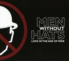 Men Without Hats - Love in the Age of War [New CD]
