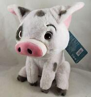 NEW Authentic DISNEY PLUSH MOANA PUA Pet Pig 30cm Soft Toy