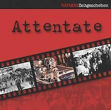Attentate von Stefan Hackenberg | Buch | Zustand sehr gut
