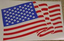 Huge American flag 5 design Boat decals