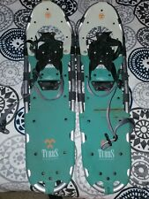 """Tubbs Eclipse Snowshoes 31"""" x 9"""" adult Backcountry Snowshoes snow shoes"""