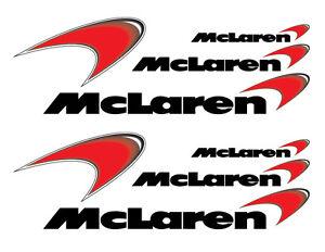 McLaren Decal Set