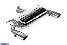 Eisenmann exhaust rear section for BMW F32 F33 435i, 2 x 90mm tailpipes