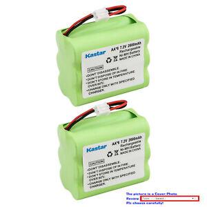 Kastar Battery Ni-MH 7.2V 2600mAh for Golden Power 6MR2000AAY4Z 6MR1600AAY4Z