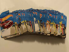 Lot Of 100 Hot Wheels Card Backs For Mail In Promo