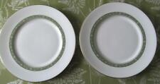 More details for royal doulton rondelay  plates 8  inch pair   £12.99( post free uk)