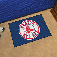 "MLB - Boston Red Sox Durable Starter Mat - 19"" X 30"""