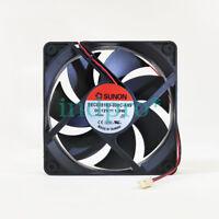 For SUNON EEC0251B3-000C-A99 Mute fan 12V 161mA 1.9W 12025 2pin