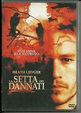 DVD La setta dei dannati