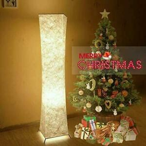 UK Standard Floor Lamp LED Bulb Fabric Lighting Lamps Hotel Living Room Bedroom