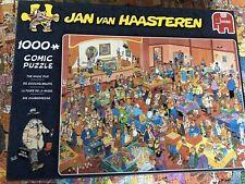 Jigsaw 1000 Pieces Puzzle THE MAGIC FAIR By Jan Van Haasteren