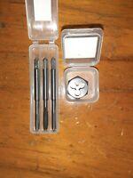 "UNC NC no.10 x 24  RH taper HSS machine self drill 1//4/"" hex sk screwdriver tap"
