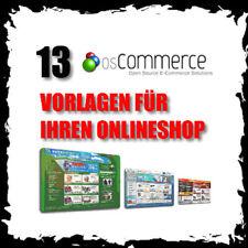 13 osCommerce Vorlagen inkl. PSD-Templates für Ihren Online Shop