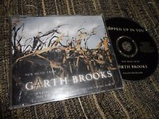GARTH BROOKS WRAPPED UP IN YOU CD SINGLE 2001 PROMO EUROPE